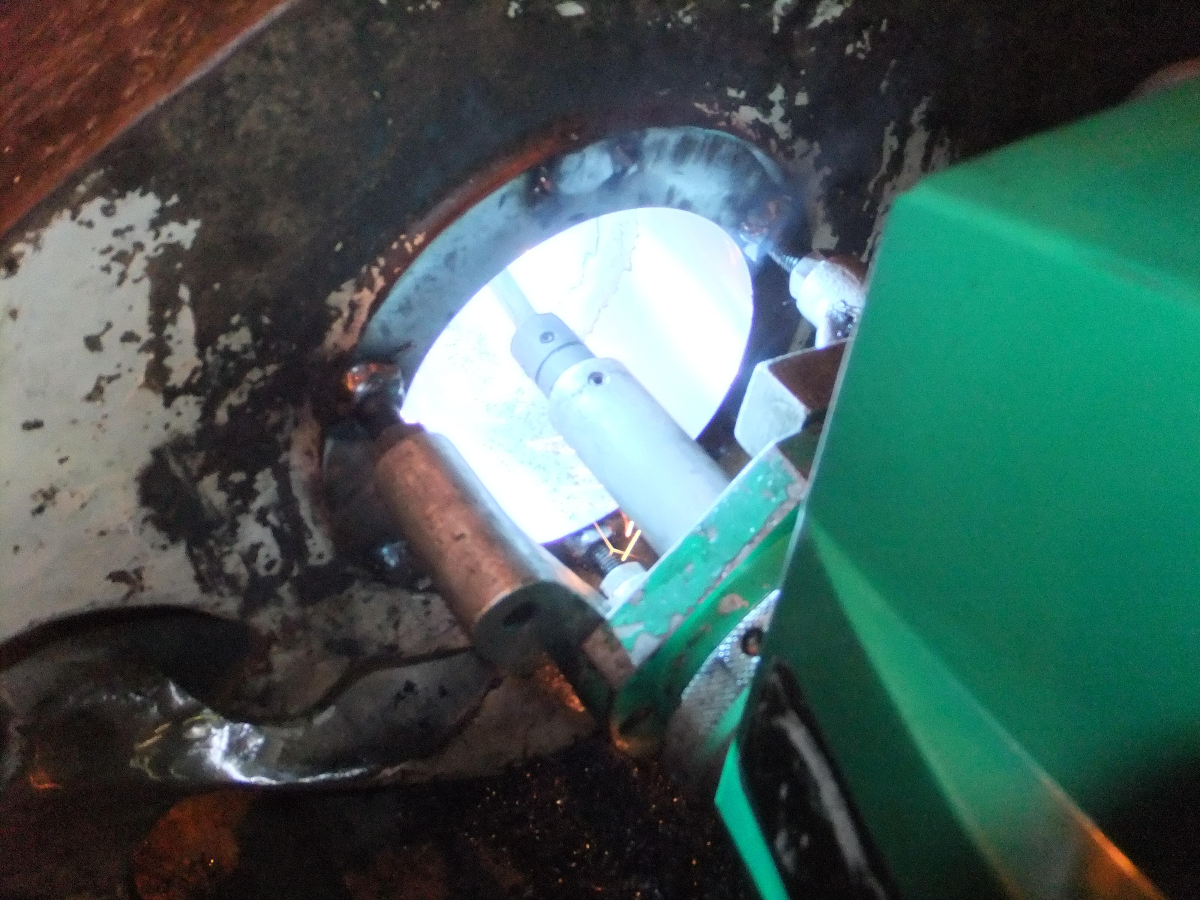 Cummins Engineering Ltd - Bucket Repairs - Line Boring